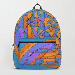 Mandala energía · Glojag Backpack
