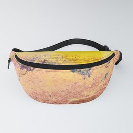 SPACE FIRE Fanny Pack