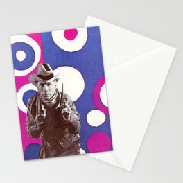 King Tut and the Gunslinger Stationery Cards