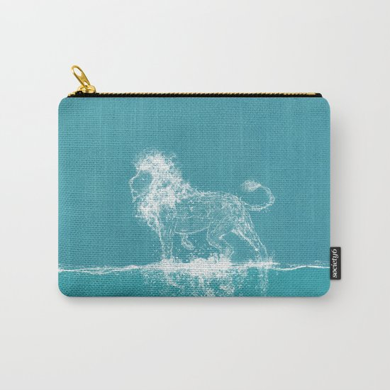 The Water Lion Carry-All Pouch