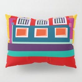 Manarola House, Cinque Terre, Italy Pillow Sham