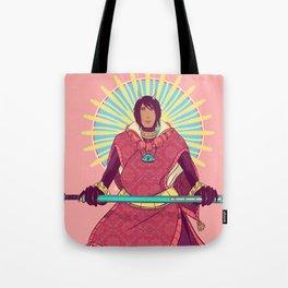 The Wastelands Praise Kyror Tote Bag