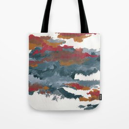 clouds_august Tote Bag