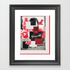 Can You Fix This? Framed Art Print