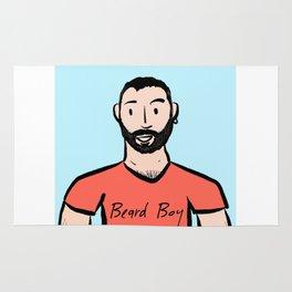 Beard Boy: Manolo Rug