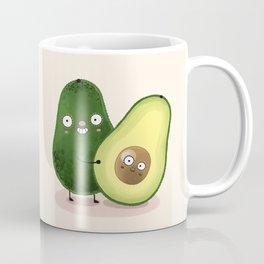 Team Avocado Coffee Mug