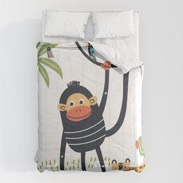 Monkey Business Comforters