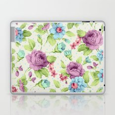 Hopeless Romantic - cream version Laptop & iPad Skin