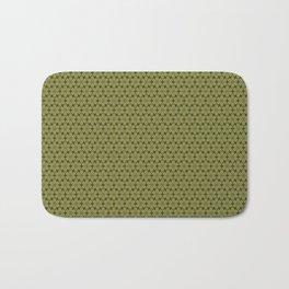 I love Green Bath Mat