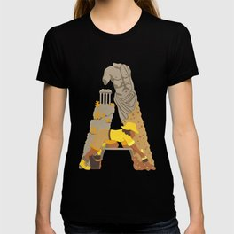 A as Archaeologist T-shirt