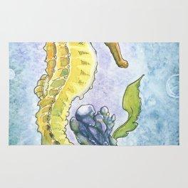 Seahorse Dreams Rug