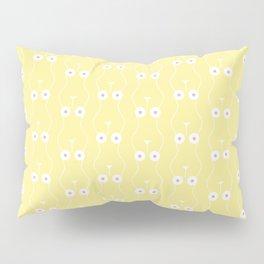 Boobs on Repeat | Lemon Yellow Pillow Sham