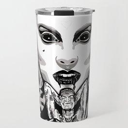 Die Antwood Inspired Illustration Travel Mug
