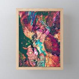 Carnival Framed Mini Art Print