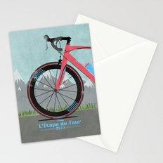 L'Etape du Tour Bike Stationery Cards