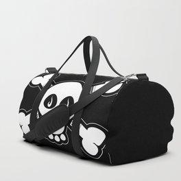 Skull & Bones Tattoo Duffle Bag