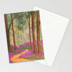 Bluebell Pathway Stationery Cards