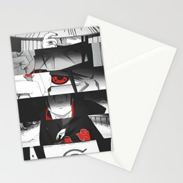 Anime Art - Akatsuki Stationery Cards