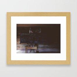 1848 Framed Art Print