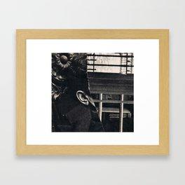 7.0 Framed Art Print