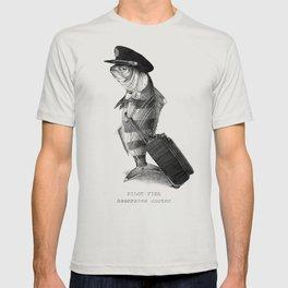 The Pilot (colour option) T-shirt