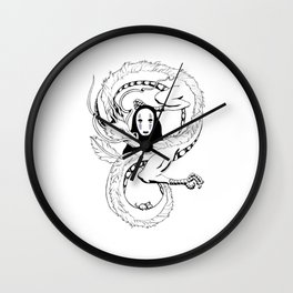 Spirited Away Wall Clock