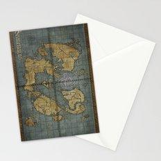 Seimeramus Map Stationery Cards