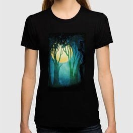 Dance By The Light Of The Full Moon T-shirt