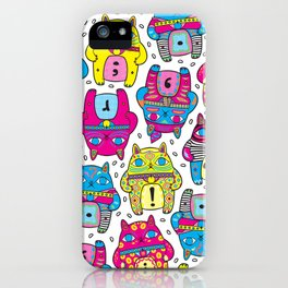 CatCat For Ever iPhone Case