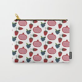 Fruit Vegan healthy food Pattern Gift Carry-All Pouch