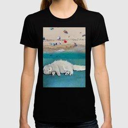 cat spirit T-shirt