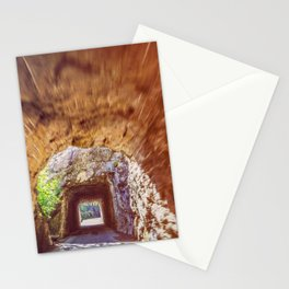 Double Mountain Tunnel Stationery Cards