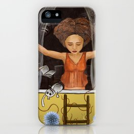 Susan Justice iPhone Case