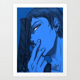 Voltron - Raise Hell (Lance) Art Print