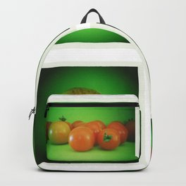 Green Kitchen Backpack