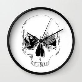 Still Existing Wall Clock