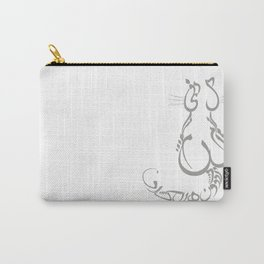 Playing with my heart Carry-All Pouch