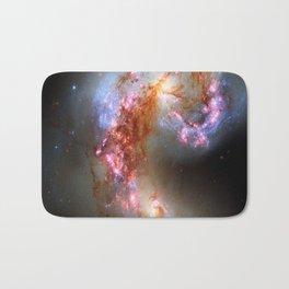 The Antennae Galaxies (NASA/ESA Hubble Space Telescope) Bath Mat