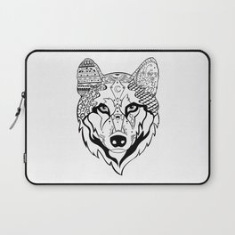 Sonya The Wolf Laptop Sleeve