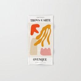 Find Art Everywhere - Version 02 Hand & Bath Towel