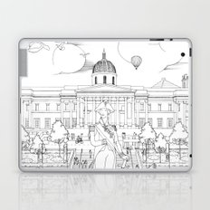 Pigeons Perspective Laptop & iPad Skin
