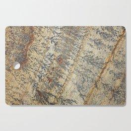 Fossil mint sandstone Cutting Board