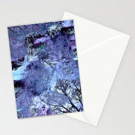 My Life in the Bush of Ghosts Stationery Cards