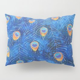 Peacock - The Protector Pillow Sham