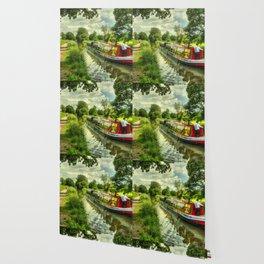 Tivertonian at Manley Bridge Wallpaper