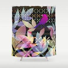 Garden Music Shower Curtain