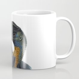 Northern Cassowary, tropical bird in the nature of New Guinea Coffee Mug