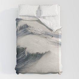 Waves Duvet Cover