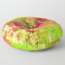 oooh la la. summertime loves Floor Pillow