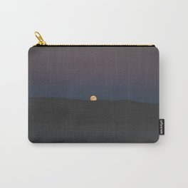 Desert Moonrise Carry-All Pouch